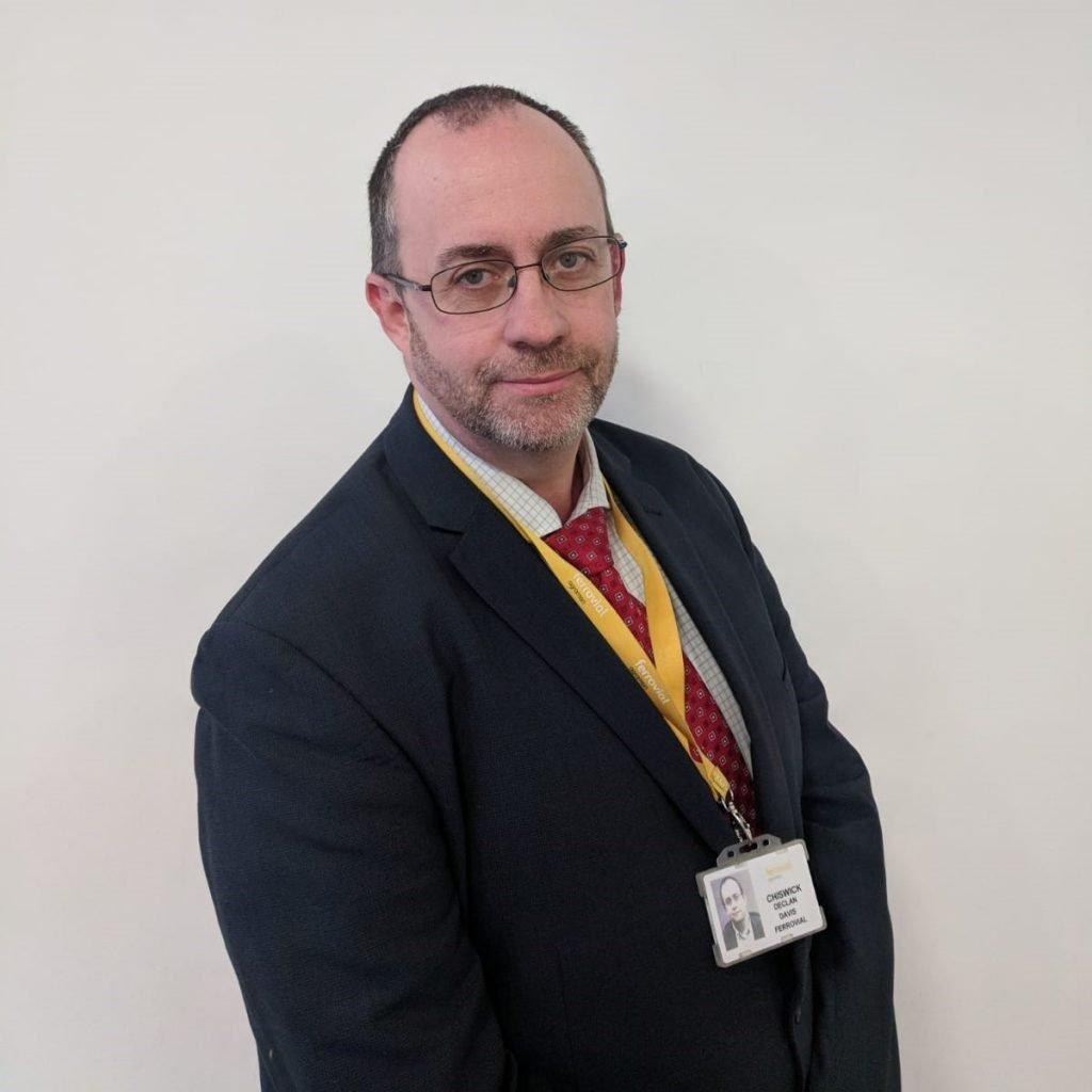 Declan Davies | CHSG Board Member