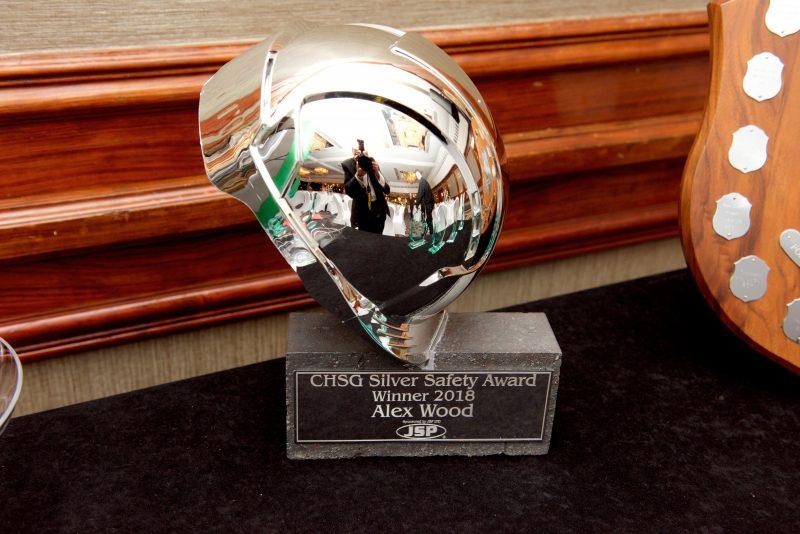CHSG Silver Safety Award