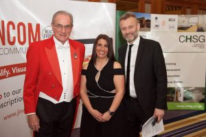 CHSG Awards Evening with Hugh Dennis