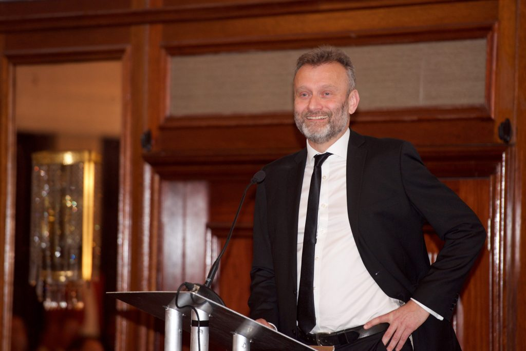 Hugh Dennis Stand Up at CHSG Annual Awards