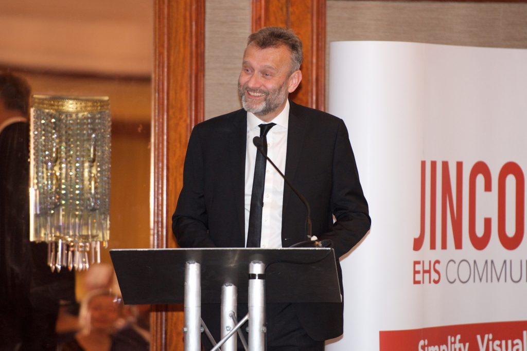 Hugh Dennis Stand Up at CHSG Annual Awards Dinner