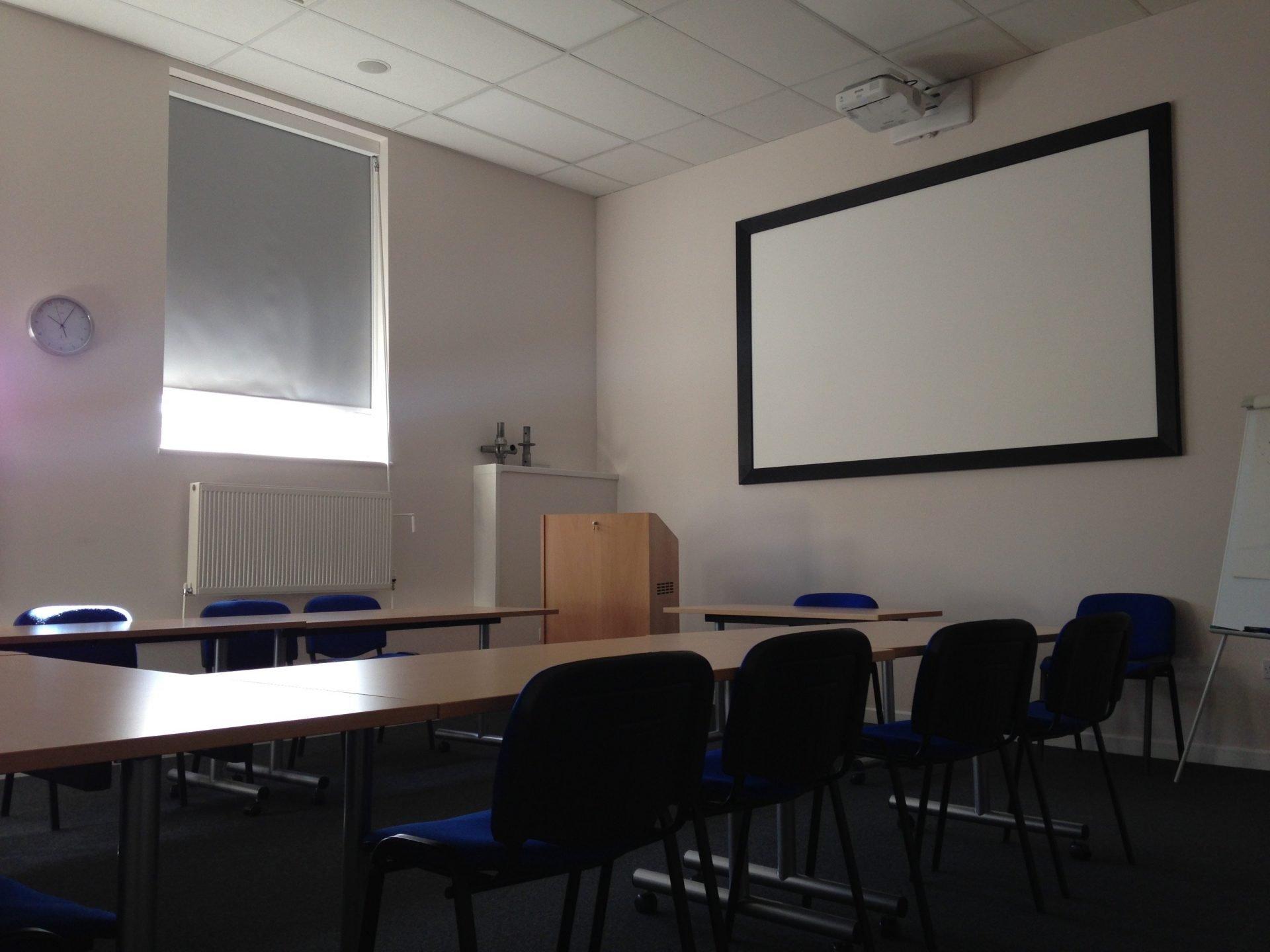 McCullough Room CHSG John Ryder Training Centre