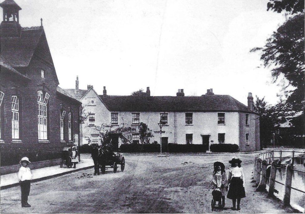 John Ryder Training Centre 1912
