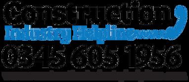Construction Industry helpline logo