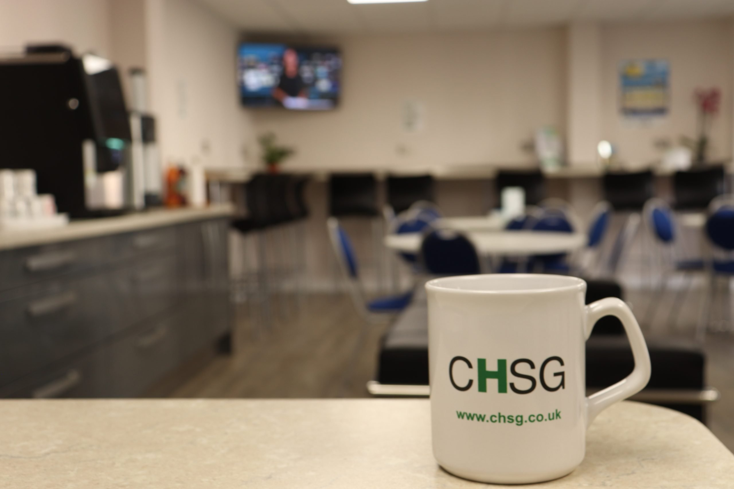 CHSG John Ryder Training Centre Mug