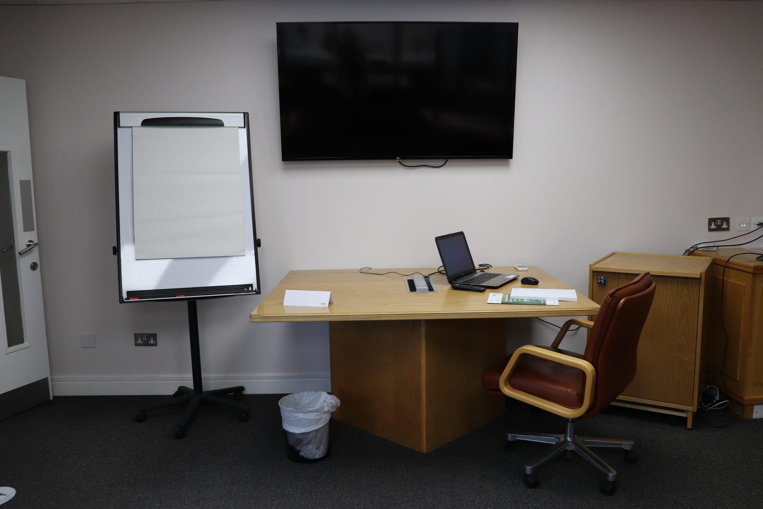 Boardroom Training Facility