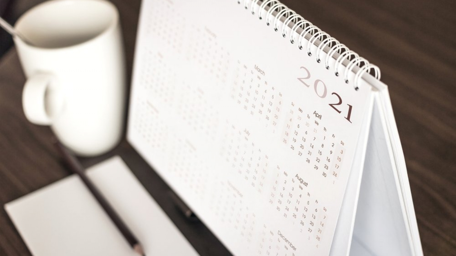 2021 course dates