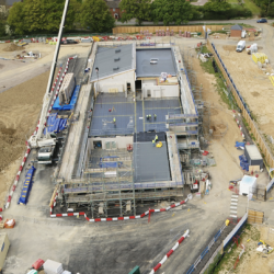 Formwork and Falsework on-site